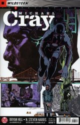 DC Comics's Wildstorm: Michael Cray Issue # 3b