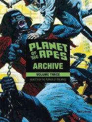 BOOM! Studios's Planet Of The Apes: Archive Hard Cover # 3