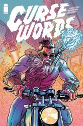 Image Comics's Curse Words Issue # 1