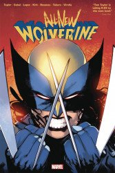 Marvel Comics's All-New Wolverine: By Tom Taylor - Omnibus Hard Cover # 1