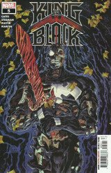 Marvel Comics's King in Black Issue # 5