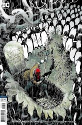 DC Comics's Red Hood and the Outlaws Issue # 23b