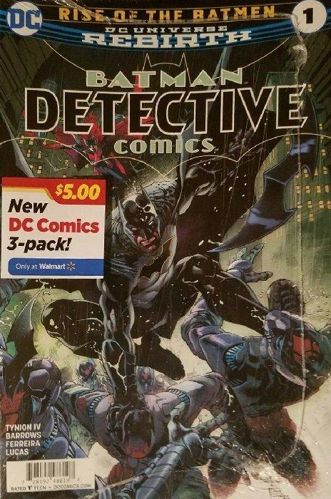 DC Comics: Walmart Comic Pack Issue Q (DC Comics)