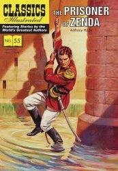 Classics Illustrated Comics's Classics Illustrated: The Prisoner of Zenda TPB # 1