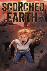 Paper Movies's Scorched Earth Soft Cover # 1