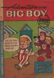 Timely Comics's Adventures of Big Boy Issue # 137east