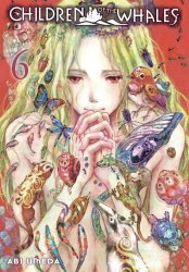 Viz Media's Children Of The Whales Soft Cover # 6