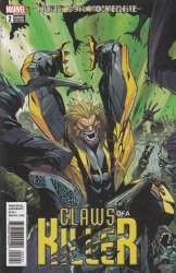 Marvel Comics's Hunt For Wolverine: Claws Of A Killer  Issue # 2b