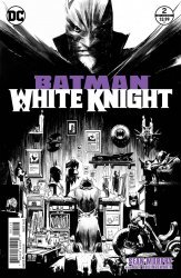 DC Comics's Batman: White Knight Issue # 2 - 3rd print