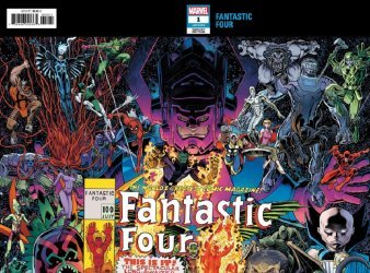 Marvel Comics's Fantastic Four Issue # 1f