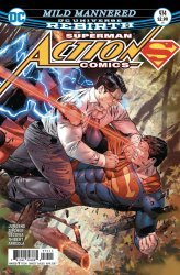 DC Comics's Action Comics Issue # 974