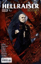 BOOM! Studios's Clive Barker's Hellraiser: Bestiary Issue # 4