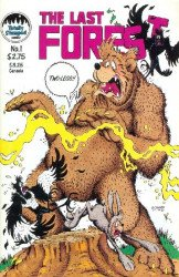 Totally Stumped Comics's Last Forest Issue # 1