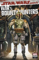 Marvel Comics's Star Wars: War of the Bounty Hunters - Alpha Issue # 1unknown-c