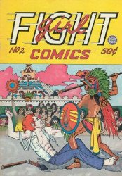 Print Mint's Girl Fight Comics Issue # 2