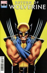 Marvel Comics's Return of Wolverine Issue # 1p