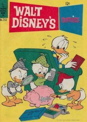 W.G.(Wogan)Publications's Walt Disney's Comics Issue # 253