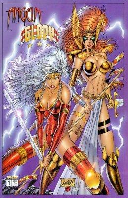 angela glory rage of angels issue 1 image comics