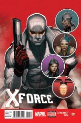 Marvel's X-Force Issue # 11