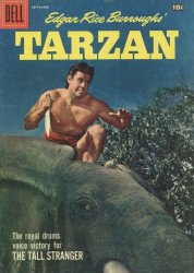 Dell Publishing Co.'s Tarzan Issue # 96