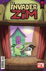Oni Press's Invader Zim Issue # 32b