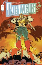 Image Comics's Tartarus Issue # 1b