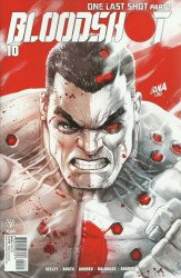 Valiant Entertainment's Bloodshot Issue # 10b