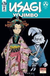 IDW Publishing's Usagi Yojimbo Issue # 2
