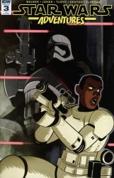 IDW Publishing's Star Wars Adventures Issue # 3c