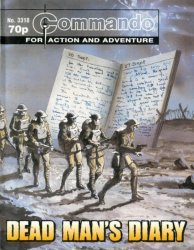 D.C. Thomson & Co.'s Commando: For Action and Adventure Issue # 3318
