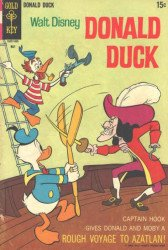 Gold Key's Donald Duck Issue # 119b
