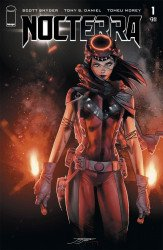 Image Comics's Nocterra Issue # 1h