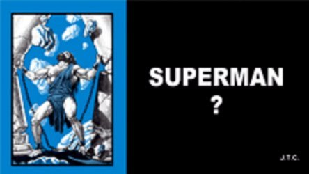 Chick Publications's Superman? Issue nn