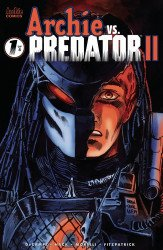 Archie Comics Group's Archie vs. Predator 2 Issue # 1d