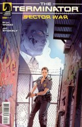 Dark Horse Comics's Terminator: Sector War Issue # 2