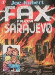 Dark Horse Comics's Fax from Sarajevo Issue preview