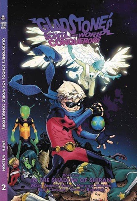 Image Gladstone/'s School For World Conquerors #5 Comic Book