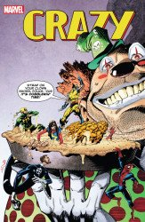 Marvel Comics's Crazy TPB # 1