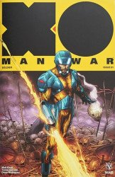 Valiant Entertainment's X-O Manowar Issue # 1mygeekbox