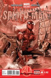 Marvel Comics's The Superior Spider-Man Issue # 6au
