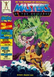 London Editions Magazines's Masters of the Universe Issue # 11