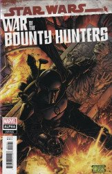 Marvel Comics's Star Wars: War of the Bounty Hunters - Alpha Issue # 1d