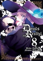 Seven Seas Entertainment's Devils and Realist Soft Cover # 8