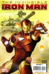 Marvel Comics's Invincible Iron Man Issue # 2b