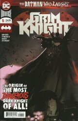 DC Comics's Batman: Who Laughs - The Grim Knight Issue # 1