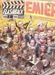 Pentagram Publications's Flashback Issue # 1