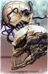 Marvel Comics's Venom Issue # 1greg horn-d