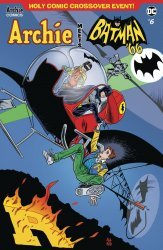 Archie Comics Group's Archie Meets Batman '66 Issue # 6