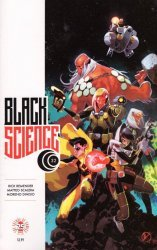 Image Comics's Black Science Issue # 32