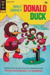Gold Key's Donald Duck Issue # 148